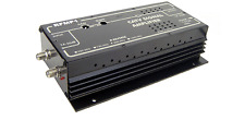 High-Power Professional Coax Signal CATV Antenna Amplifier With 32dB Gain Boost