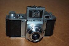 Asahiflex Vintage Japanese SLR Camera & Takumar 3.5/50 Lens. 34524. UK Sale