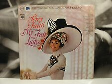 PERCY FAITH - MUSIC FROM MY FAIR LADY LP EX/GOOD CBS S 62.445