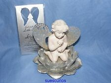 Little Things Mean A Lot Cherub Tiny Wings New Baby Gift Present Ornament Figure