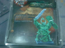 Warhammer Avatars of War Lord Of Pestilence Chaos Nuevo metal New