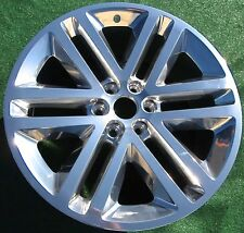 Set 4 New OEM Factory Ford spec F150 Expedition PLATINUM Polished 22 inch WHEELS