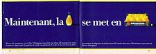 Publicité advertising 1986 (2 pages) Orangina