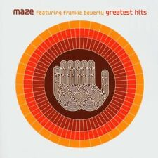 MAZE FEATURING FRANKIE BEVERLY CD - MAZE'S GREATEST HITS (2004) - NEW UNOPENED