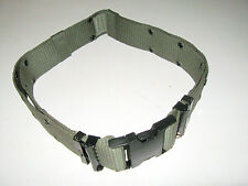 NEW USGI MILITARY SURPLUS ARMY USMC GREEN PISTOL WEB UTILITY BELT LARGE