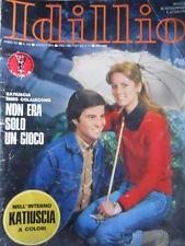 Rivista Fotoromanzi IDILLIO n°140 1974 - MEDIOCRE -     [D30]