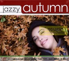 = JAZZY AUTUMN / Jazz Compilation - BASIA,COLE,GARDOT,BOTTI,BROWN / 2 CD /sealed