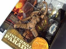 Clive Barker's Infernal Parade ~ Bethany Bled, Mary Slaughter, Golem ~ McFarlane
