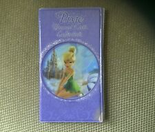 Tinker Bell Pressed Coin Penny Collection Holder Book Disney World  New