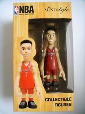 MINDStyle x CoolRain NBA Arena Box Jeremy Lin Red Clear Windows figure