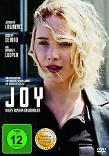 Joy - Alles außer gewöhnlich (2016) DVD - Jennifer Lawrence Robert de Niro