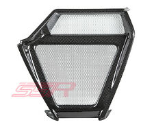 Ducati Diavel Lower Front Belly Pan Grill Cover Panel Fairing Carbon Fiber Fibre