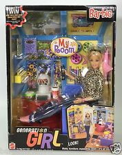 GENERATION GIRL BARBIE MY ROOM #1 NRFB