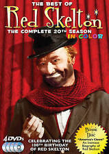 The Best of Red Skelton: The Complete 20th Season, 4-DVD SET, 23 episodes, (NEW)
