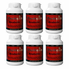 ANABOLIC MASS IPRO MAXIM STRONG NON STEROID ANABOLIC -540 CAPSULES of POWER