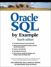 Prentice Hall Professional Oracle: Oracle SQL by Example by Alice Rischert...