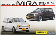 Fujimi ID-153 Daihatsu MIRA Turbo TR-XX or AERO 1/24 scale convertible kit