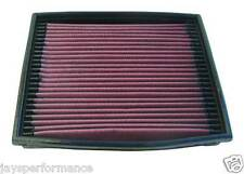 33-2013 K&N SPORTS PERFORMANCE AIR FILTER FOR ISUZU DMAX 2.5/3.0 D 07-11
