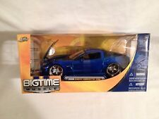 Jada  2006  Chevy Corvette Z06    BIGTIME MUSCLE   1/24