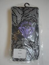 NIP ANNA SUI Roses Fishnet Tights size M/L
