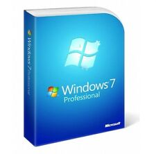 Windows 7 Professional Retail License