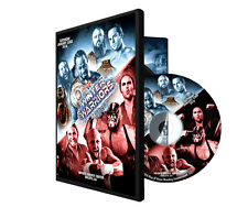 Official ROH Ring of Honor - Winter Warriors 2016 Duluth Event DVD