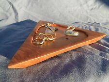 jewelry ring tray;bedside earing organizer;holds necklace;diamond rings;keys