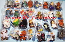 Star Wars Revenge Of The Sith Burger King Complete Set of 31 Sealed Toys