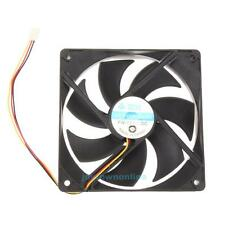 Universal 120mm 120x25mm 12V 3Pin DC Brushless PC Computer Case CPU Cooling Fan