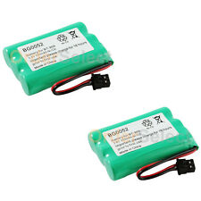 2x Home Phone Battery 350mAh NiCd for Uniden BT-909 BT909 BT-1001 BT-1004 BT1004