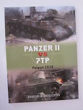 Osprey: Panzer II vs 7TP, Poland 1939, Duel 66, Great Color Illustrations