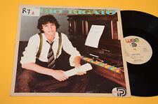 FABIO RIGATO LP UOMO POETA ORIGINALE 1982 ASCOLTO PERFETTO