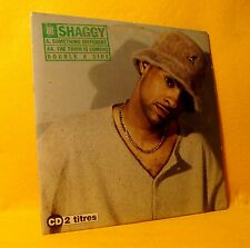 Cardsleeve Single CD SHAGGY Something Different 2TR 1996 ragga hip hop