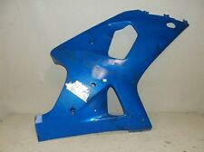 Used Right Side Lower Fairing for a 2001-2002 Suzuki GSXR1000