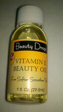 VITAMIN E BEAUTY OIL- NEW (1 FL OZ.) Super Fast FREE Shipping!! BEST DEAL!!