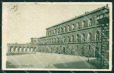 Firenze Città Palazzo Pitti cartolina XB4382