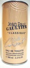 JEAN PAUL GAULTIER CLASSIQUE 20TH ANNIVERSARY BELLE CORSET 2013 PERFUME 100ML