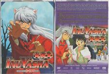DVD Inuyasha 1-167End 8-DVD BOXSET English Dub