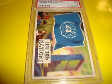 1956 Topps Flags of the World #80 UNITED NATIONS (762) last card/get US out now