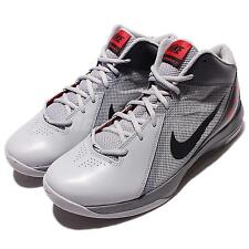 MEN'S NIKE AIR OVERPLAY IX BASKETBALL SHOES SIZE 10 WOLF GREY 831572 006 NEW