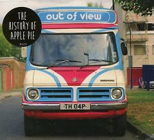 The History of Apple Pie : Out of View (CD)