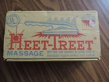 Vintage 1950s HEET TREET HEATED VIBRATING MASSAGER Massage 750-A