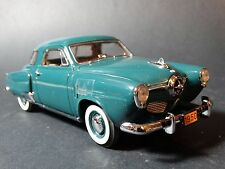 Danbury Mint 1950 Studebaker Champion Hardtop Coupe 1:24 Scale Diecast Car