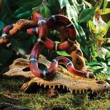 Exo terra crocodi crâne vivarium/terrarium den peau serpent lizzard gecko