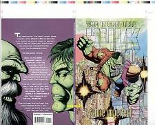 GEORGE PEREZ HULK FUTURE IMPERFECT ORIGINAL COMIC PRODUCTION ART COVER PROOF