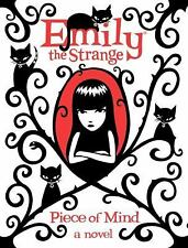 Emily the Strange: Piece of Mind 4 by Jessica Gruner and Rob Reger (2011,...