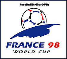 1998 World Cup RD 16 Argentina vs England DVD