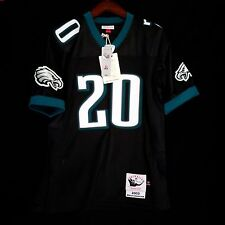 100% Authentic Brian Dawkins Eagles Mitchell Ness NFL Jersey Size 40 M