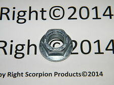 Chinese Scooter Flywheel Magneto Nut GY6 150cc Chinese Scooter Parts 157QMJ 1P57