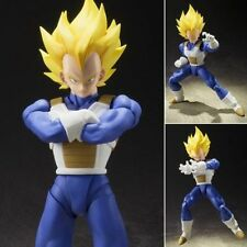 Bandai SH Figuarts Dragonball Z Super Saiyan Vegeta 2.0 Cell Saga US Seller USA